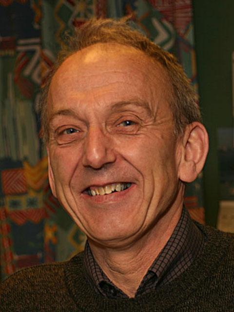 Portrait of Hans Kristian Hammer