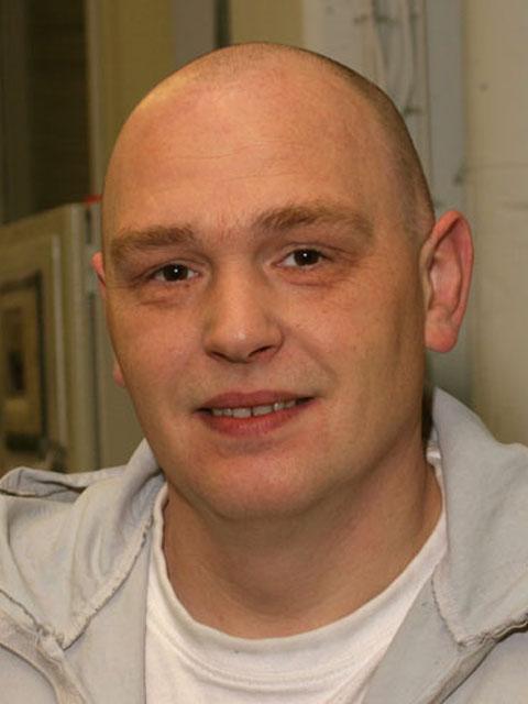 Portrait of Jann Ove Haugen