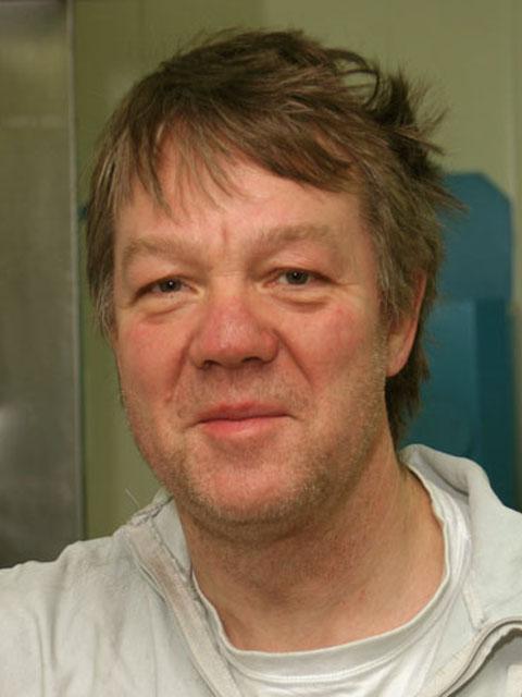 Portrait of Odd B.Johansen